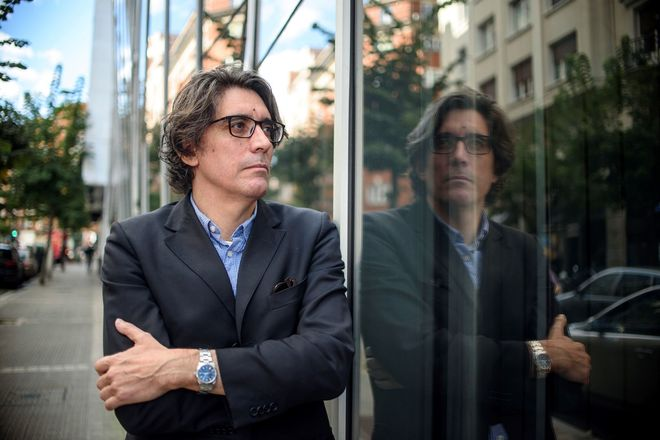 El psicólogo y presidente de la Sociedad Española de Suicidología, Andoni Anseán.