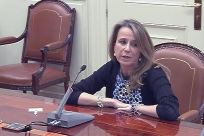 La juez Carmen Lamela.