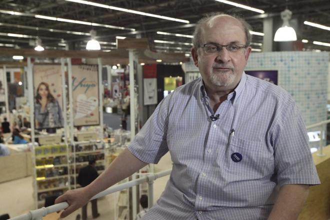 Salman Rushdie: Coraje ante el integrismo