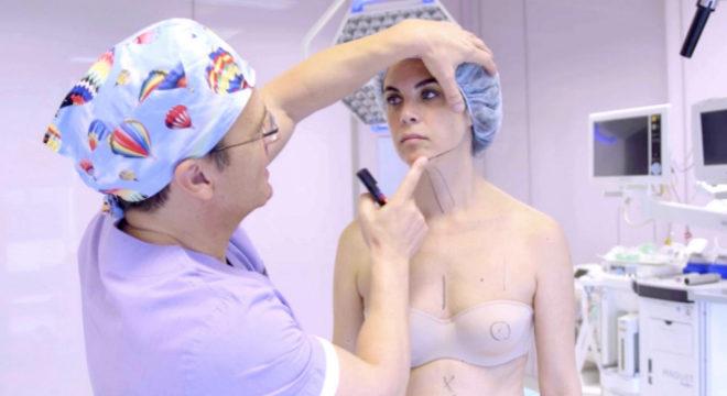 Samanta Villar, en la entrega de 'Samanta y...' dedicada a la belleza.