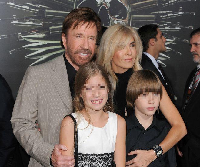 Chuck Norris Deja El Cine Para Dedicarse Al Cuidado De Su Esposa Loc El Mundo