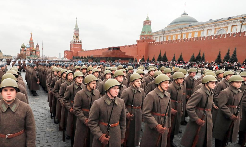 Rusia prefiere no agitar el recuerdo de la Revolución bolchevique, cuyo aniversario se cumple hoy 7 de noviembre: hace cien años era 25 de octubre porque Rusia todavía usaba el calendario juliano.
