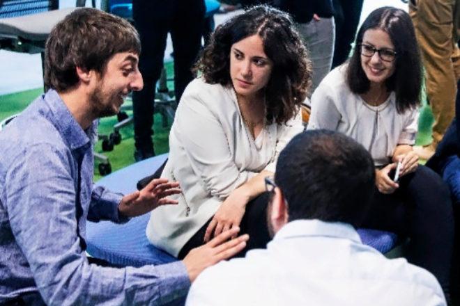 Una red mundial para jóvenes con ideas