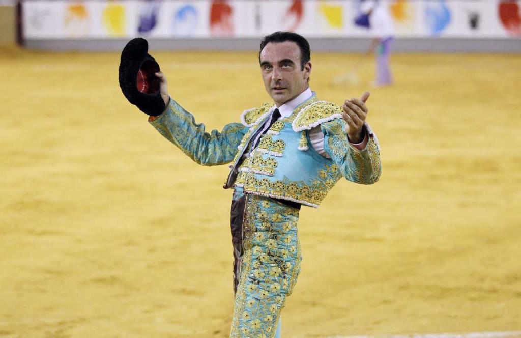Enrique Ponce ha sido galardonado con el Premio Nacional de...
