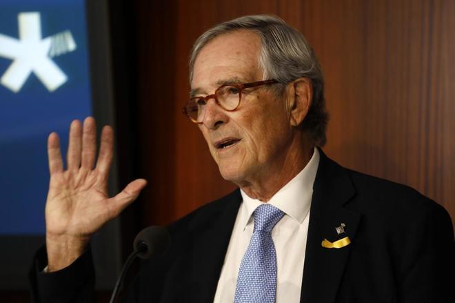 El ex alcalde nacionalista de Barcelona, Jordi Trias