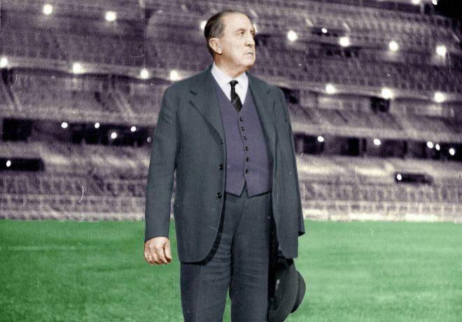 Fotograma de 'Bernabéu'.