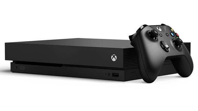 Xbox One X también hace que los juegos antiguos se vean mucho mejor