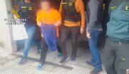 Detención del violador en Pontevedra