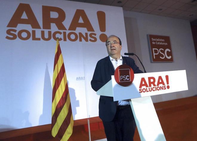 El PSC vuelve a caer en la alianza con los nacionalistas