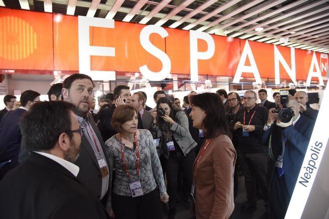 Ocasiones que Barcelona pierde: La EMA... ¿y el Mobile?