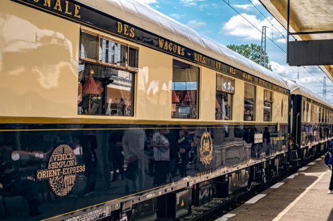 Larga vida (en la ficción y en la realidad) al 'Orient Express'