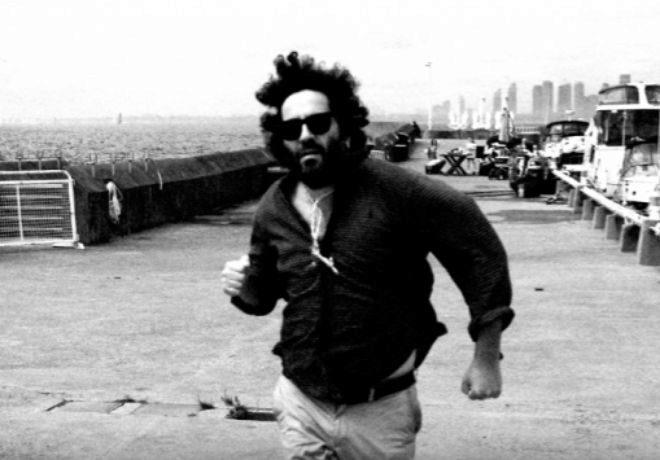 Dan Bejar, líder de la banda Destroyer.