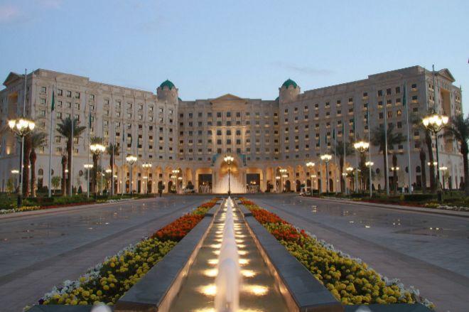 Una mazmorra de oro para los detenidos por el pr ncipe - Hoteles ritz en el mundo ...