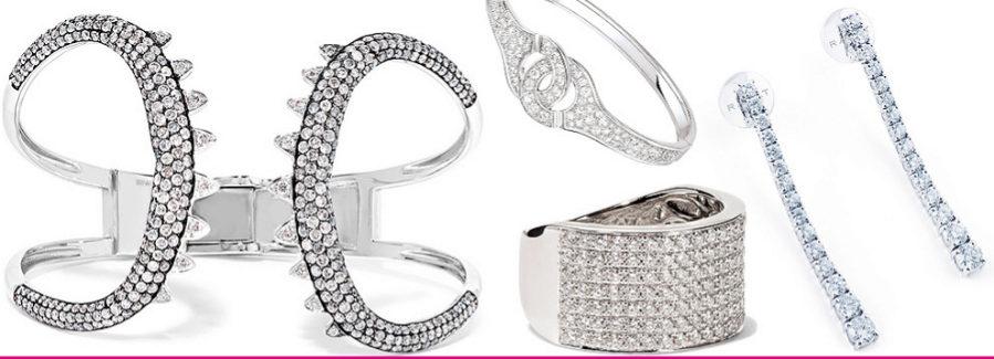 e2b88dcd1b03 ... Joyas de oro blanco y diamantes Ver galería. Desde que Marilyn nos  contará ...
