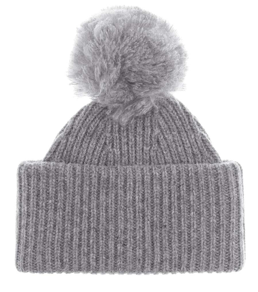 00ce4b067ccf5 Gorro de lana con pompón de Acne Studios