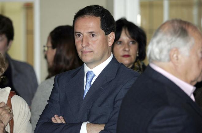 El ex concejal de Marbella Carlos Fernández, que fue detenido recientemente en Argentina.