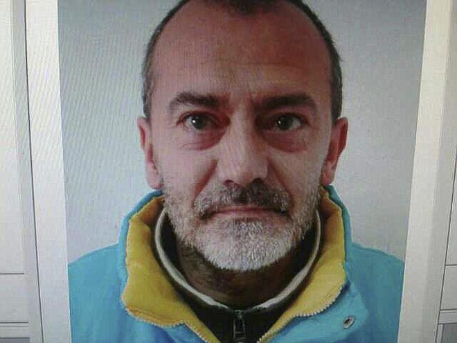 Juan Manuel Valentín Tejero, el asesino de la niña Olga Sangrador.