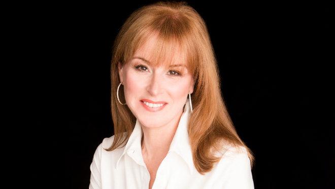 La periodista Gloria Lomana.
