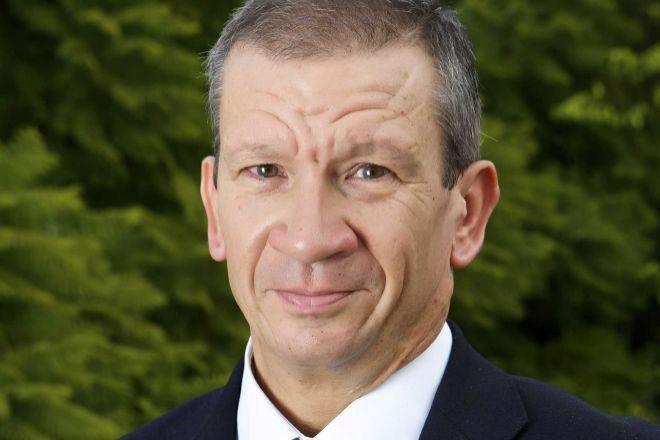 El vicerrector de Relaciones Internacionales de la Universidad de Alicante, Juan Llopis.