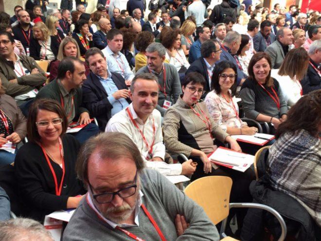 Armengol defiende una España federal, plurinacional y que represente a todos