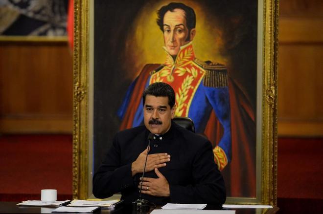 La UE respalda el embargo de armas a Venezuela