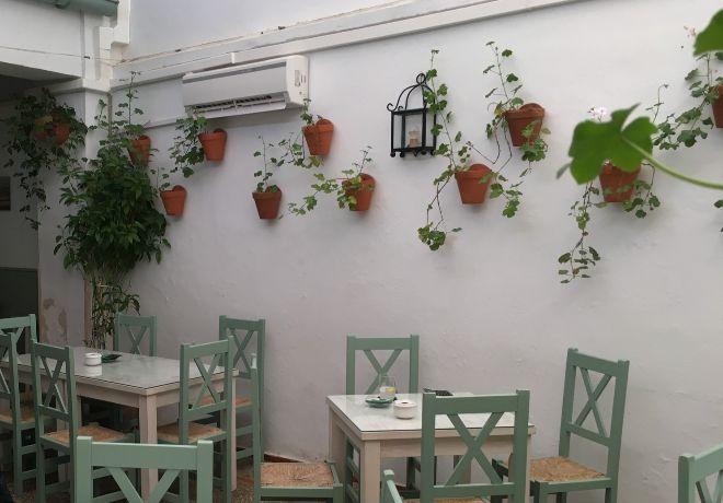 Comedor interior de Bocarambo.