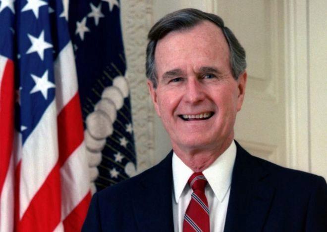 Otra mujer denuncia por tocamientos inapropiados al expresidente norteamericano George H. W. Bush