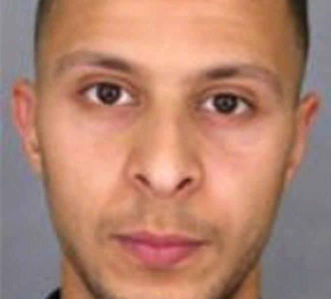 La foto que difundió la policía francesa en 2015.
