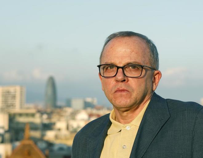 El inspector de Educación catalán, Jordi Cantallops