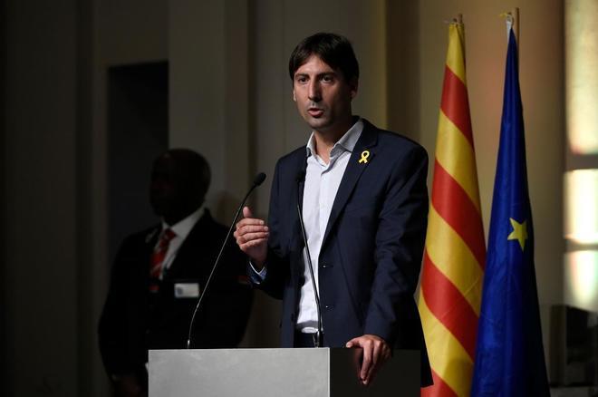 El eurodiputado de Junts pel Sí, Jordi Solé
