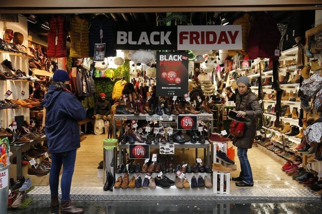 6e2c37816 Black Friday 2017: ¿Cuándo son las ofertas del Black Friday? | EL MUNDO