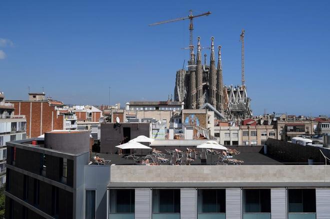 Los hoteles de Barcelona ingresaron un 14% menos en octubre