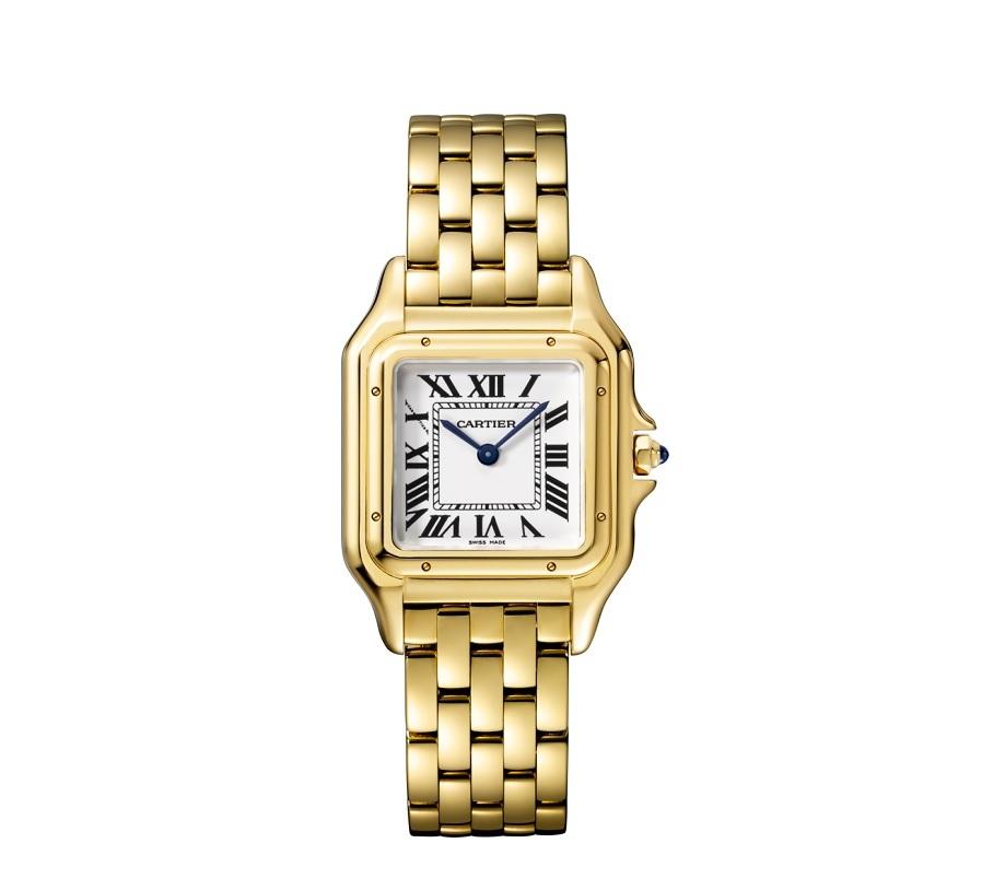Reloj en oro amarillo con movimiento de cuarzo (22. 400 euros),...