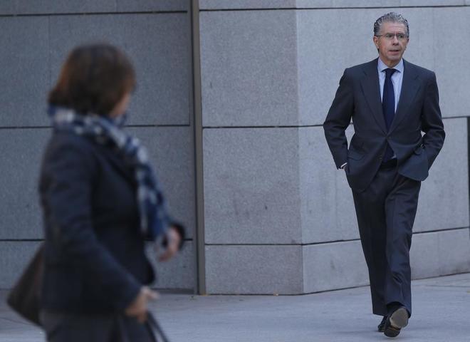 La fiscal de Púnica revela que Granados se rodeó de