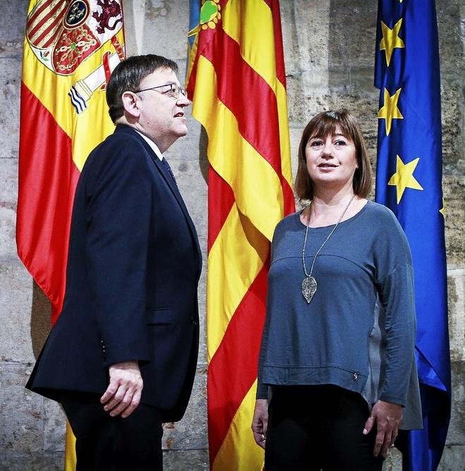 El President de la Generalitat, Ximo Puig, mantiene una reunión de...