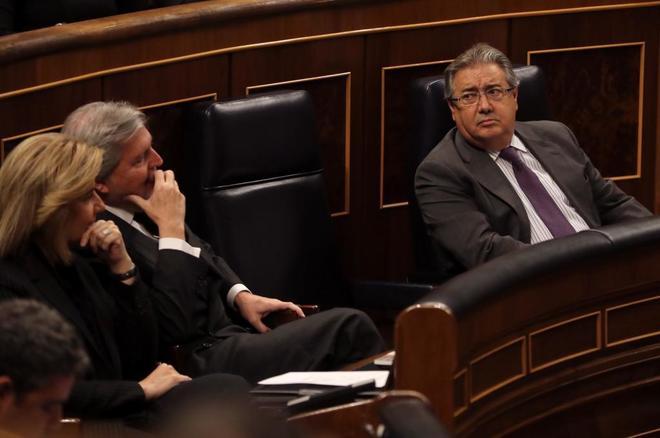 Zoido se compromete a incluir en los presupuestos de 2018 for Zoido ministro del interior