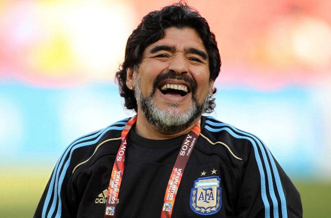 Maradona yoxa çıxdı