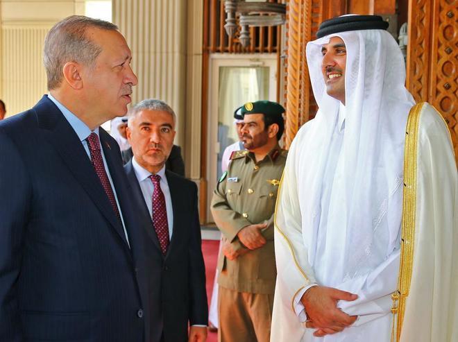 Qatar y Turquía se presentan a sí mismos como víctimas de las noticias falsas