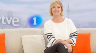 La periodista de TVE María Casado.