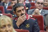 El mayor de los Mossos cesado, Josep Lluís Trapero