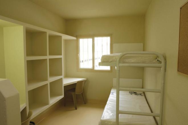Instalaciones de la cárcel de Estremera recogidas en el informe de...