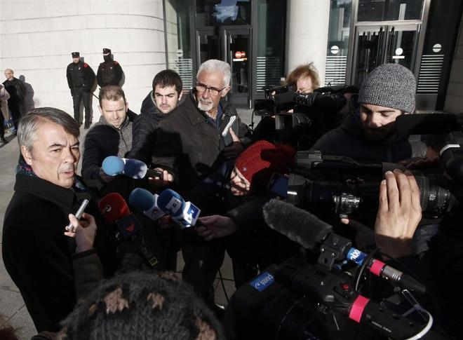 El abogado de tres de los integrantes de 'La Manada', Agustín...