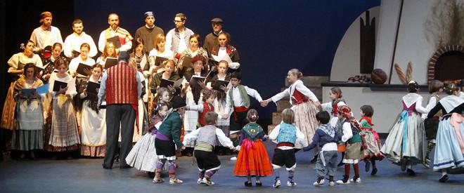 El Consell permite el Principal de Castellón a actores amateurs del Betlem de la Pigà y los veta para Afavir