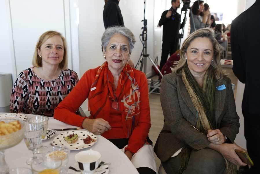 María José Villanueva, vicepresidenta de la Asociación Española de...