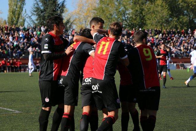 La solidaridad de un equipo madrileño conocido como 'La Manada'