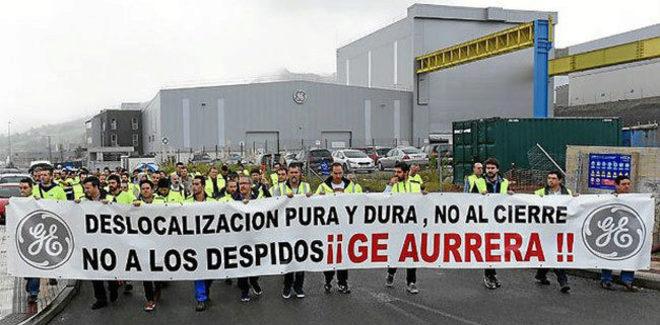 Acuerdan la salida de 98 trabajadores de General Electric y mantener 38 empleos