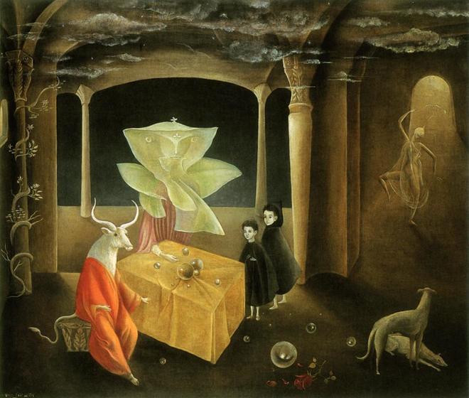 Leonora Carrington y las mujeres surrealistas