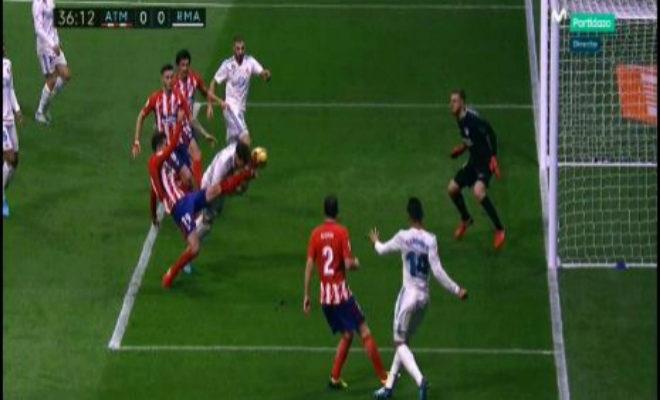 Las polémicas: Lucas le rompe la nariz a Sergio Ramos con una patada en la cara