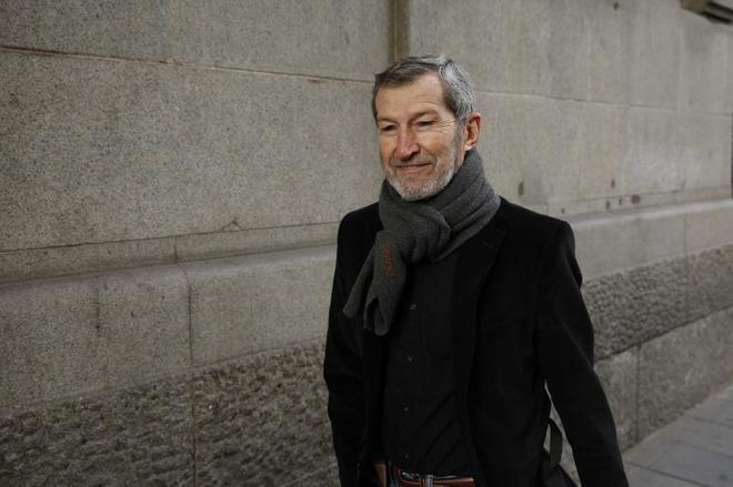 Julio Rodríguez, candidato a secretario general de Podemos Madrid.