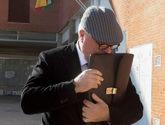 José Manuel Villarejo, en una imagen de 2016 al acudir a declarar.